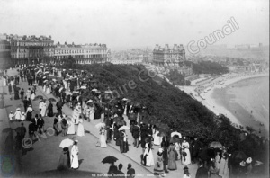 Church Parade, The Esplanade, Scarborough